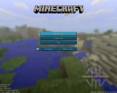 Plastic [16x][1.7.2] for Minecraft