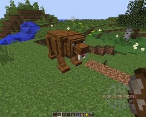 LotsOMobs [1.7.2] for Minecraft