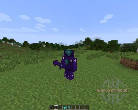 AbyssalCraft [1.7.2] for Minecraft