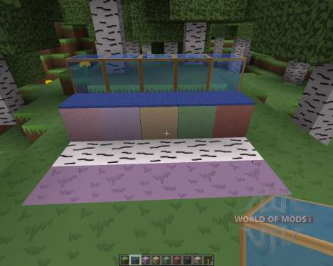 Crips [128x][1.7.2] for Minecraft