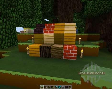 Cartoon Fantasy [64x][1.7.2] for Minecraft