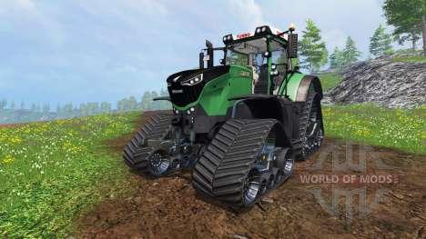 Fendt 1050 Vario Quadtrac for Farming Simulator 2015