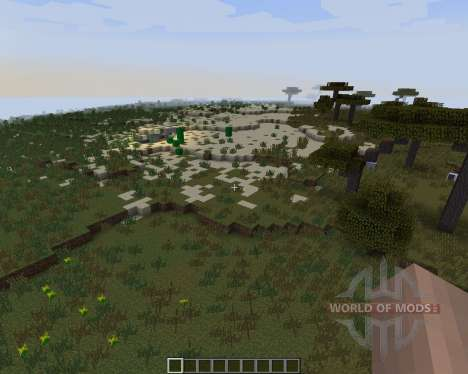 New Dawn [1.7.2] for Minecraft