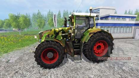 Fendt 936 Vario camouflage for Farming Simulator 2015