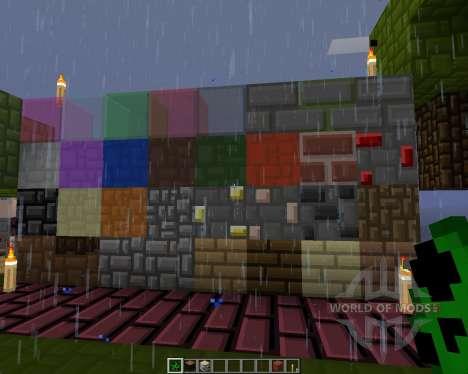 CrunchieFireWork [16x][1.7.2] for Minecraft
