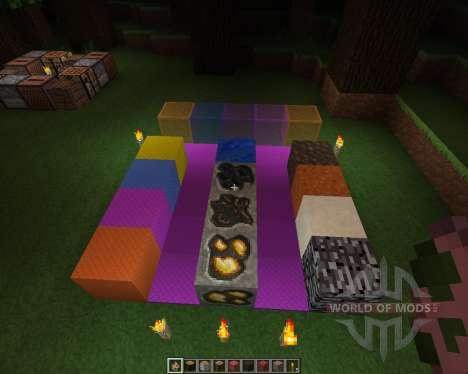 Pumpkin [64x][1.7.2] for Minecraft