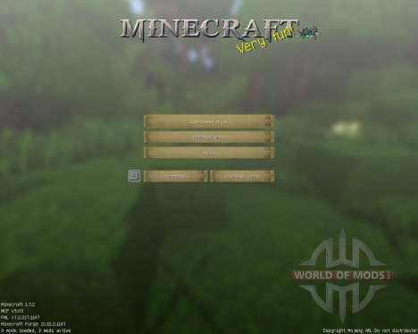 Arestians Dawn [64x][1.7.2] for Minecraft