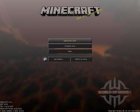 DJMs pack [32x][1.7.2] for Minecraft