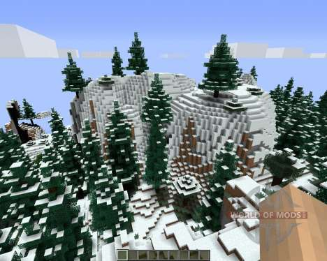 Highlands [1.6.2] for Minecraft