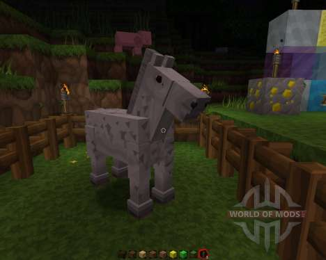 Sphax PureBDCraft [128x][1.8.1] for Minecraft