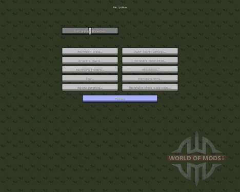 Retro 8-bit Texture Pack [16x][1.8.1] for Minecraft