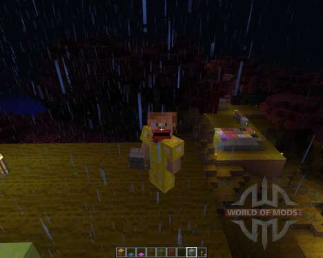 Thanks Givin Pack [16x][1.7.2] for Minecraft