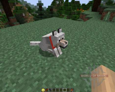 Doggy Talents [1.7.2] for Minecraft