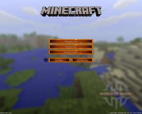 StoneBo [64х][1.8.1] for Minecraft
