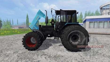 MTZ-1221.2 v3.0 for Farming Simulator 2015