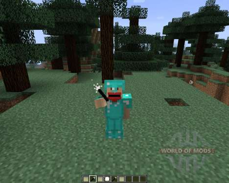 Kuuus Magic Wand [1.7.2] for Minecraft