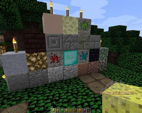 Tim10erys Realistic [128х][1.8.1] for Minecraft