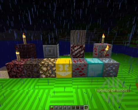 The Games Pack [16x][1.8.1] for Minecraft