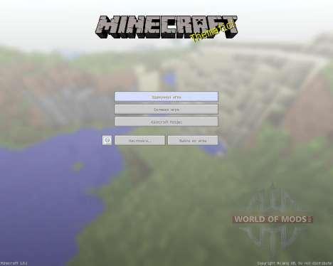 Cloud White Texturepack [16x][1.8.1] for Minecraft