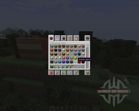 Chrono Pack [32x][1.7.2] for Minecraft