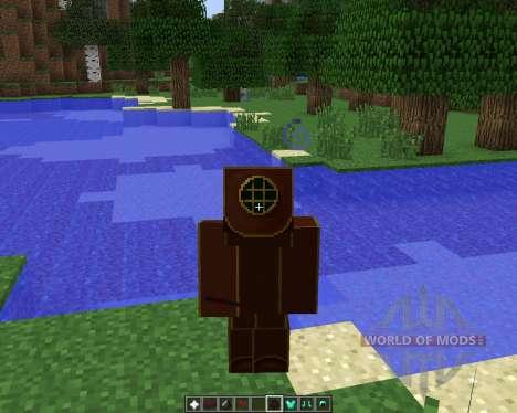 Shipwrecks [1.7.2] for Minecraft