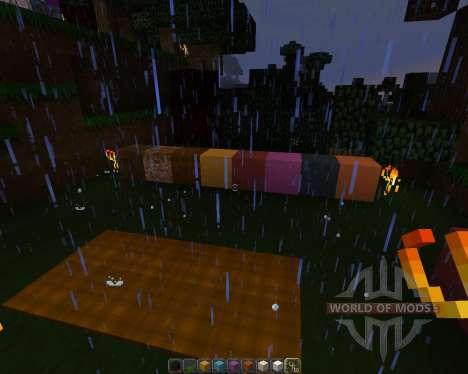 Glori in Darkness [16x][1.7.2] for Minecraft