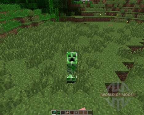 Morphing [1.6.2] for Minecraft