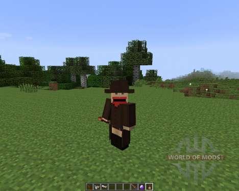 Witchery [1.7.2] for Minecraft