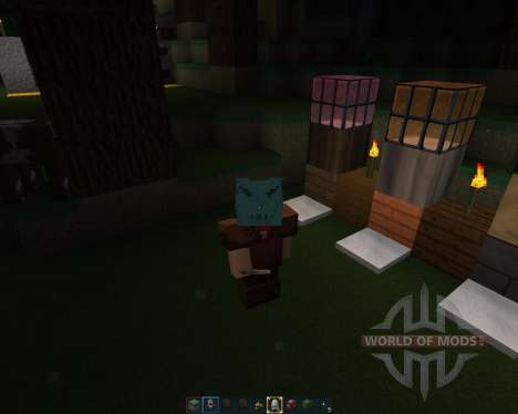 Runescape Minecraft TexturePack [32x][1.7.2] for Minecraft