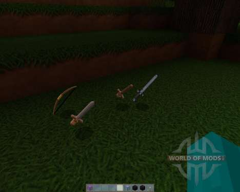 Marvelouscraft [64х][1.8.1] for Minecraft