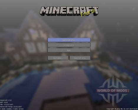 DTI pack [32x][1.7.2] for Minecraft