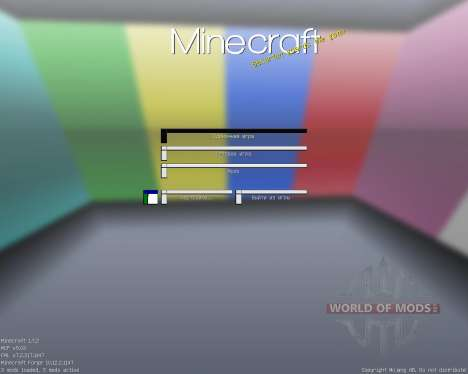 Modern HD [64x][1.7.2] for Minecraft