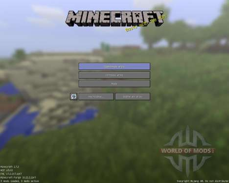 Minecon [16x][1.7.2] for Minecraft