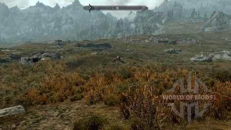Realistic animals and predators [1.38] for the third Skyrim screenshot