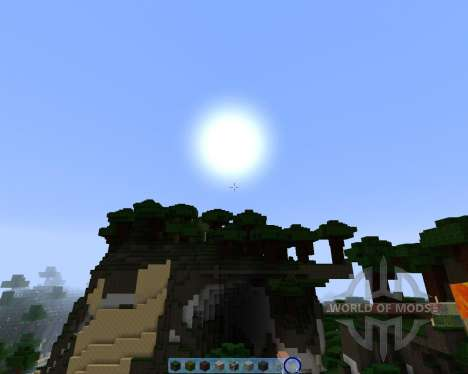 HDR Massive [64x][1.7.2] for Minecraft