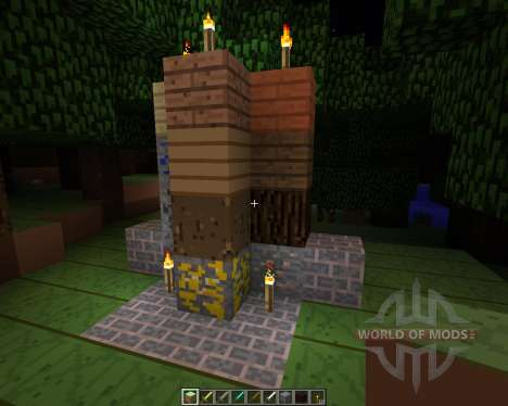Towny Craft [16x][1.7.2] for Minecraft