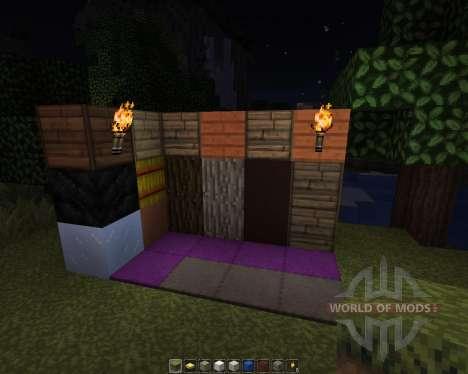 GF Craft [16x][1.7.2] for Minecraft