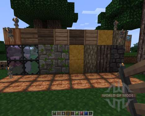 Pixel Perfection [16x][1.7.2] for Minecraft