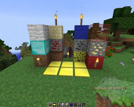 Holy Cube [16x][1.7.2] for Minecraft