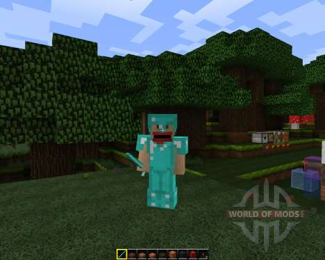 LIFE HD [128x][1.7.2] for Minecraft