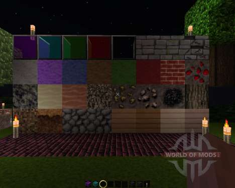 Zaroxite Craft [32x][1.8.1] for Minecraft
