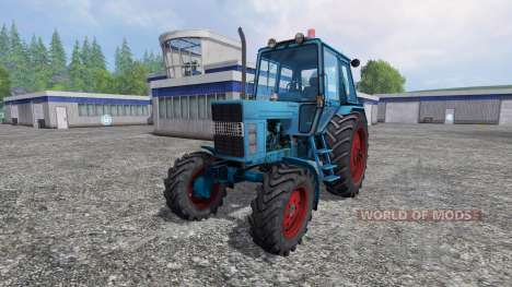 MTZ-82 UK for Farming Simulator 2015