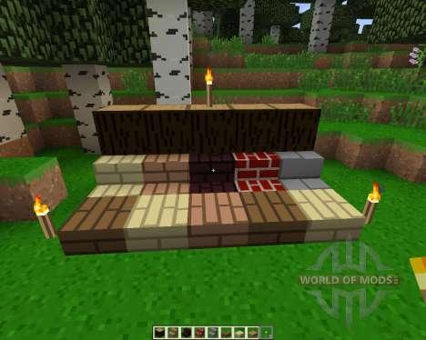 Flat-Craft [32x][1.7.2] for Minecraft