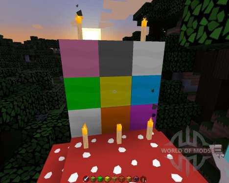 Tyzas SimplySharp [h][1.8.1] for Minecraft