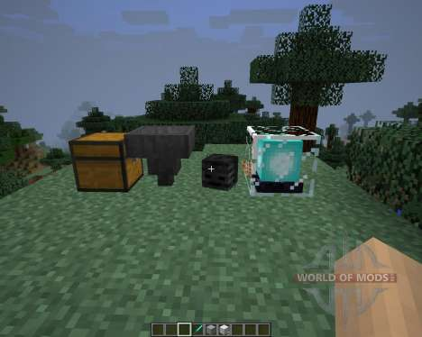 All-U-Want [1.7.2] for Minecraft