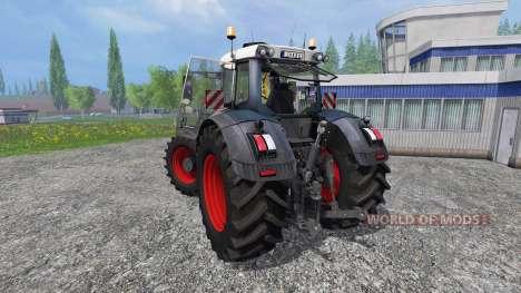 Fendt 936 Vario v2.0 [washable] for Farming Simulator 2015