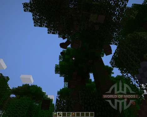 Whole Tree Axe [1.6.2] for Minecraft