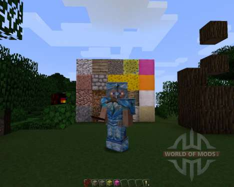 ChromaHills RPG [64x][1.8.1] for Minecraft