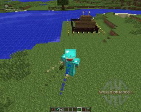 Scenter [1.6.2] for Minecraft