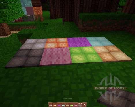 Quadral [16x][1.8.1] for Minecraft